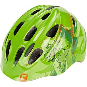 Cratoni Akino casco per bici Bambino verde